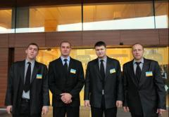Services of physical protection and bodyguards in