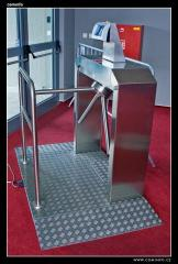 Turnstiles and other equipmen