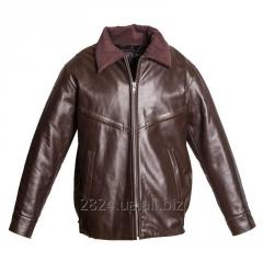 Leather jacket for an aircrew, a shevretka