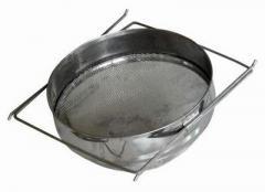 The filter for honey (diameter. - 200 mm)