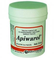 Apivarol | Drugs veterinary for bees