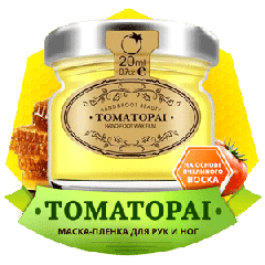 Tomatopai (Tomatopei) - cream for hands and feet