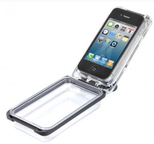 Водонепроницаемый чехол-кредл для смартфонов