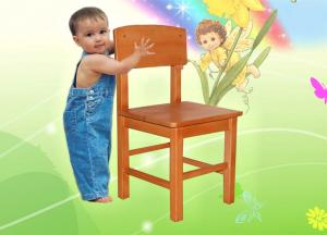 Stool children's for kindergartens and
