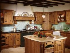 A natural oak furniture | products from a tree to