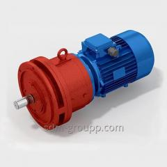 Motor-reducers planetary type MPS and MP: MPO1M