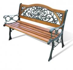 Furniture garden and park | products from a tree