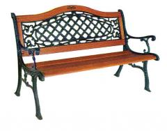 Benches garden   products from a tree to order