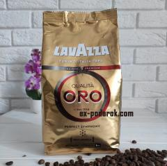 Кофе в зернах Lavazza Qualita ORO 100% арабика