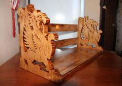 Furniture carved to order | products from a tree