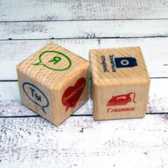 Кубики Домашних дел