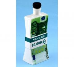 Графин штоф Пачка 100 евро