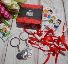 """Набор на 14 февраля """"Мое сердце принадлежит"""