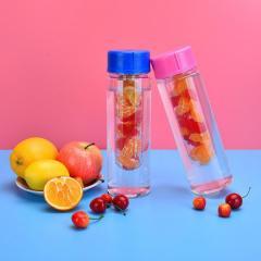 Бутылка для воды Fruit Bottle с ёмкостью для