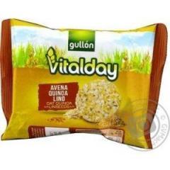 Хлебцы Gullon овсяные с семенами киноа и...