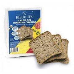 Хлеб без сахара Bezgluten 350 г Польша