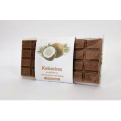 Шоколад Huber с кокосовой стружкой PKU 100г