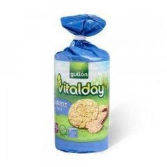 Хлебцы Gullon рисовые 130г