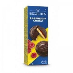 Печенье Bezgluten бисквитное с малиновым...