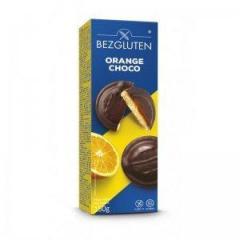 Печенье Bezgluten с апельсиновым желе в...