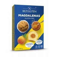 Кексы Bezgluten с абрикосовой начинкой...