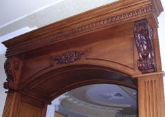 Арки межкомнатные деревянные | изделия из дерева