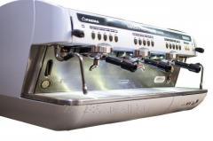 Кофемашина 3-постовая