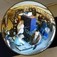 Supervision mirror spherical K 500