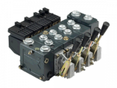 PVG32, PVG100, PVG120, PVG16 hydrodistributor
