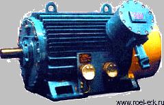 Электродвигатели взрывозащищенные, серий АИУ,