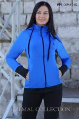 Sports PP1-069 jacket with hood