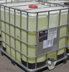 Теплоноситель для отопления на природной основе Бишофит, DEFREEZE -1000 л