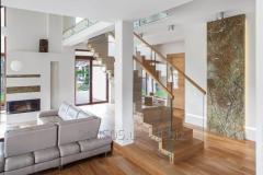 Interieur trap