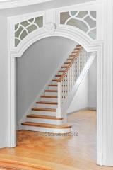 Лестница классическая