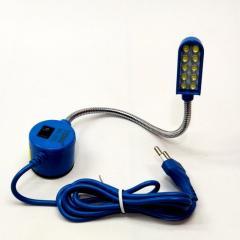 Y-10 Светильник для швейной машины светодиодный, маленький (СИНДТЕКС-0718)