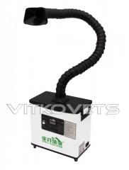 Instalaţie de filtrare şi ventilaţie