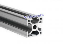 Станочный алюминиевый профиль 30х30 500мм