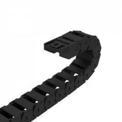 Гибкий кабель-канал (кабелеукладчик) 15х20,