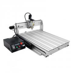 Фрезерно-гравировальный станок CNC 8060Z USB, 3