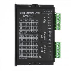 Цифровой драйвер шагового двигателя DM556D...