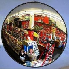 Spherical mirror of K-800