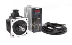 Сервомотор, серводрайвер 130ST-M04025, 1000W, 4 Nm