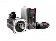 Сервомотор, серводрайвер 110ST-M06030, 1.8 Kw, 6
