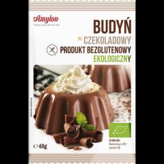 Пудинг шоколадный Amylon 40 г Чехия