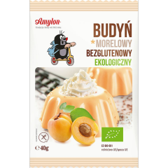 Пудинг абрикосовый Amylon 40 г Чехия