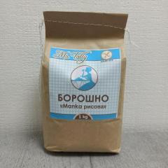 Мука рисовая Ms. Tally 1 кг Украина