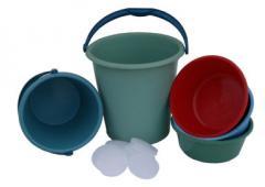 Consumer goods from plastic