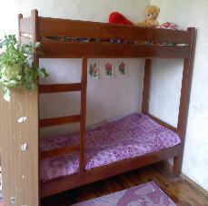 Furniture for kindergartens, a day nursery