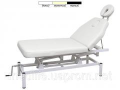 Массажный стол модель 257 2-х секционный с