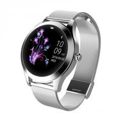 Умные смарт часы King Wear KW10 Metal с защитой от